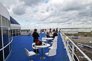 Bick auf Hafen Rotterdam