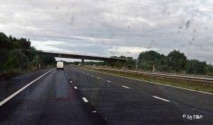 englische Autobahn