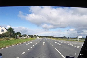 Einmündungen auf englischen Schnellstraßen