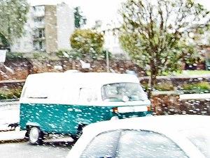 alter VW Campngbus