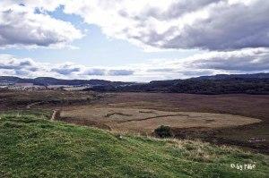 Rundumsicht Dunadd Fort 4