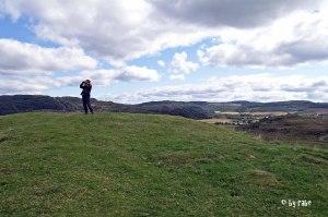 Rundumsicht Dunadd Fort 3