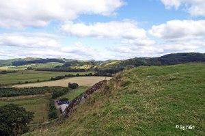 Rundumsicht Dunadd Fort 2