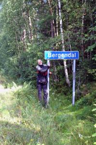 Das Dorf Bergendal