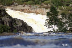 unbändige Kraft des Wassers 1