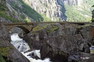 alte Brücke im Nationalpark Hardangervidda 1