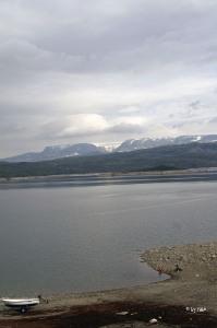 Stausee bei Eidfjord