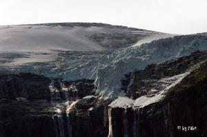 Briksdalsbreen Gletscher