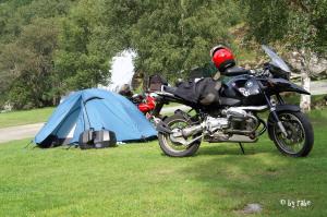 Campingplatz Geiranger