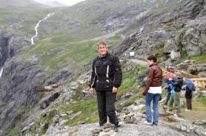 Aussicht vom Trollstigen