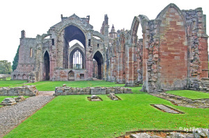 Melrose Abbey 6