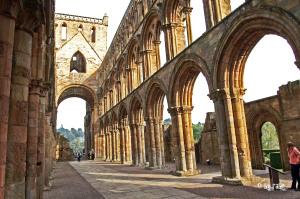 Jedburgh Abbey 3
