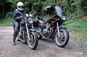 Kawasaki Zephyr und Yamaha XJ 900