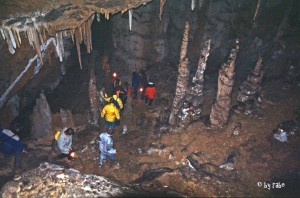 Tropfsteinhöhle 3