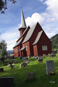 Stabkirche Hegge