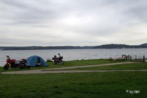 unser Campingplatz am Oslofjord 2