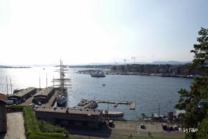 Blick auf Oslo 3