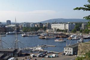 Blick auf Oslo 1
