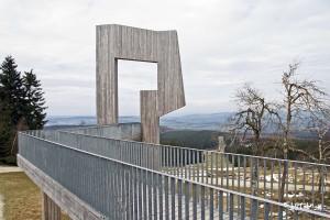 Windklangskulptur Erbeskopf 1
