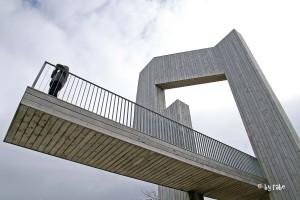 Windklangskulptur Erbeskopf 3