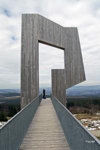 Windklangskulptur Erbeskopf 2