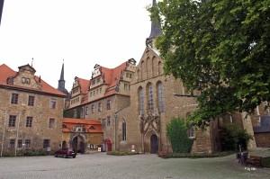 Merseburg - Domeingang