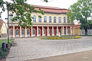 Merseburg, Schloss Orangerie