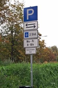 Stellplatz Merseburg